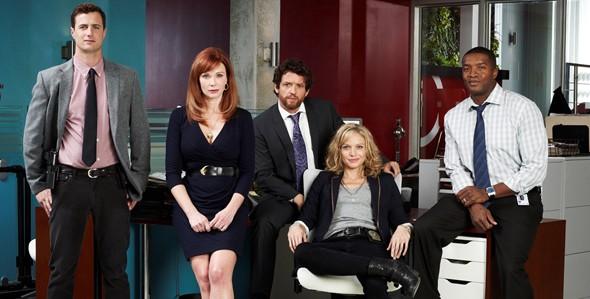 Motive TV show on ABC