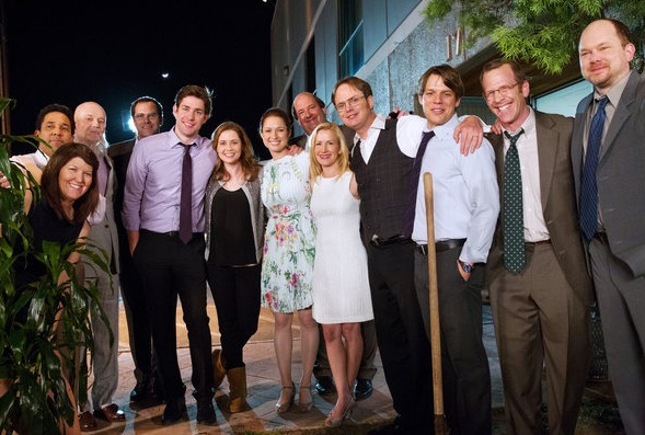 The Office last episode ratings