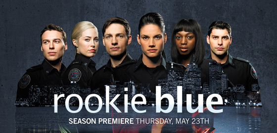 Rookie Blue season four ratings