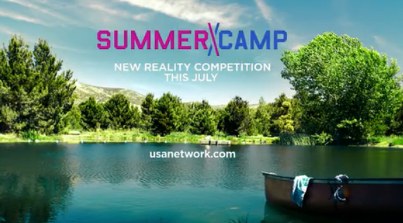 summer camp on USA