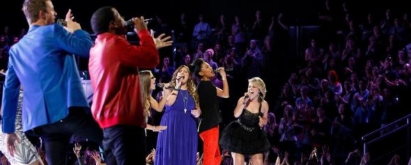 The Voice ratings