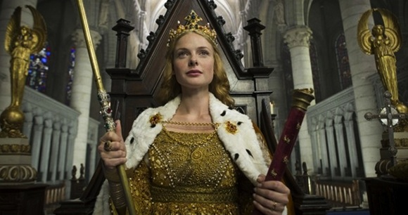 white queen canceled or renewed