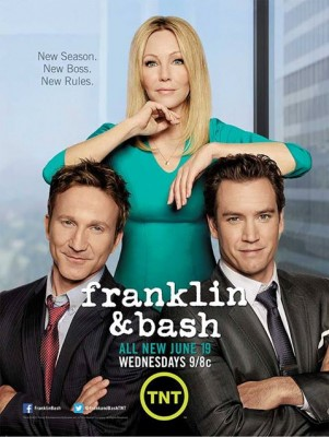 franklin and bash on TNT: canceled or renewed?