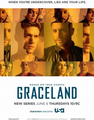 Graceland TV show on USA: canceled or renewed?
