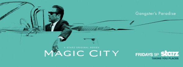 magic city canceled or renewed?