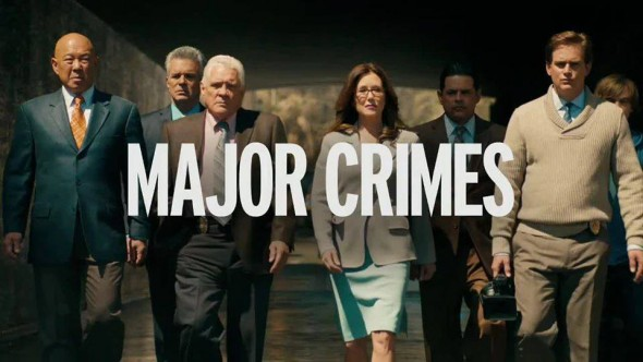 major crimes season two ratings