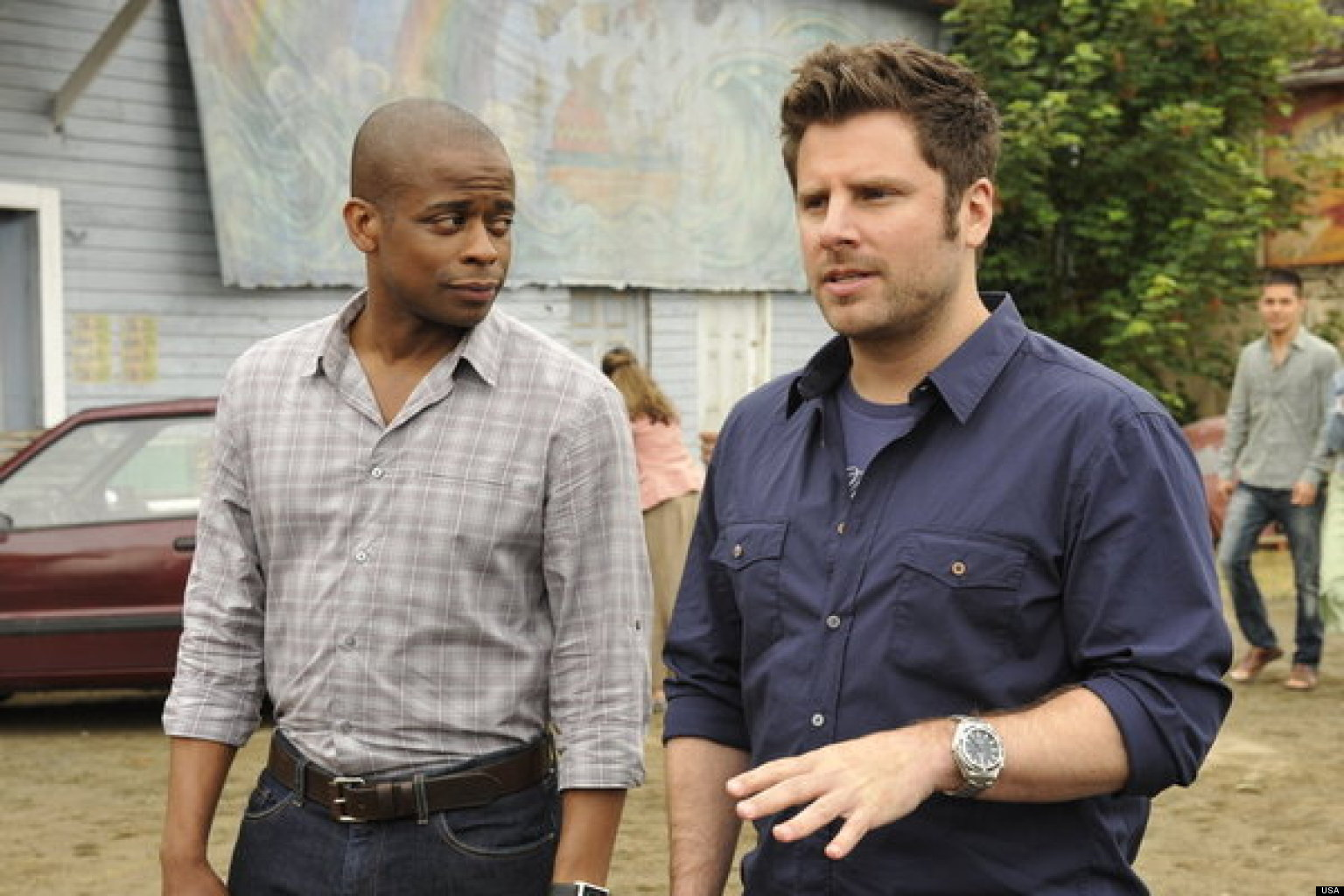 Psych: Dule Hill Teases the Next USA Network Reunion Movie
