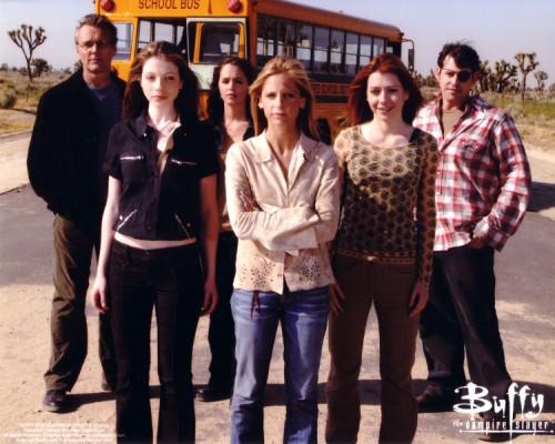 Buffy the Vampire Slayer movie?