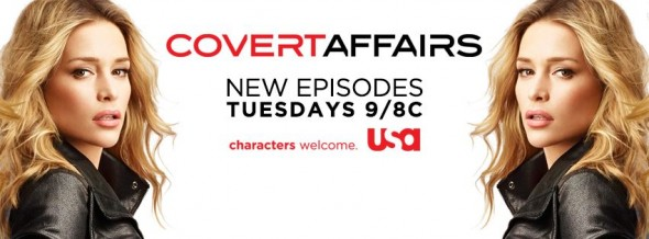 covert affairs: canceled or renewed for season five?