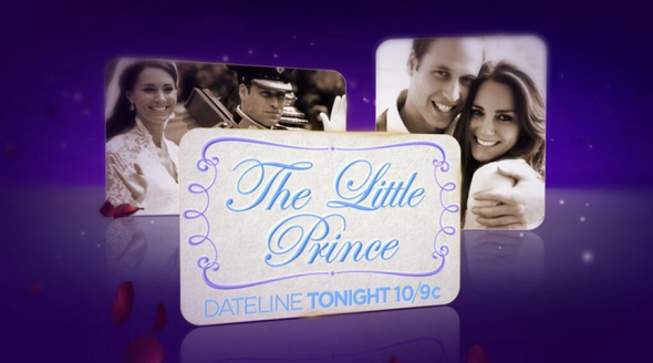 A Dateline Special: The Little Prince
