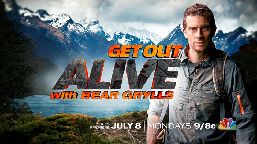 Bear Grylls revient enfin avec deux nouvelles émissions : Get Out Alive et Escap