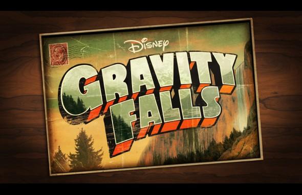 Season 2 of gravity falls on Disney
