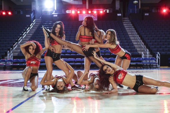 Hit the Floor season two