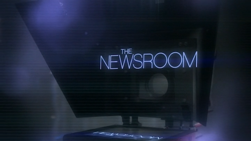 The Newsroom season three