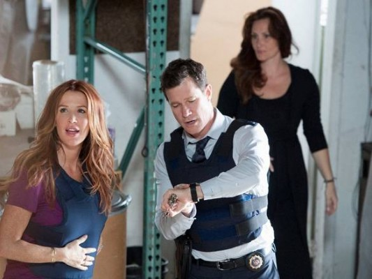 Unforgettable season two ratings
