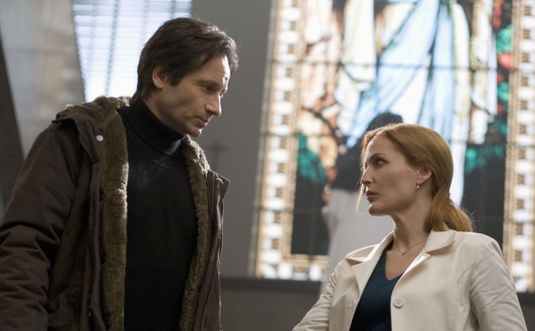 The X-Files reunion