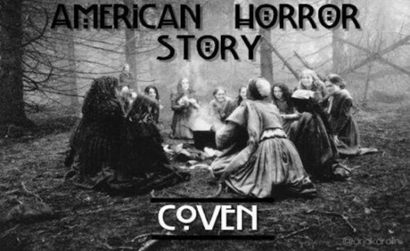american horror story season three