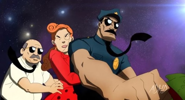 Axe Cop TV show on FOX