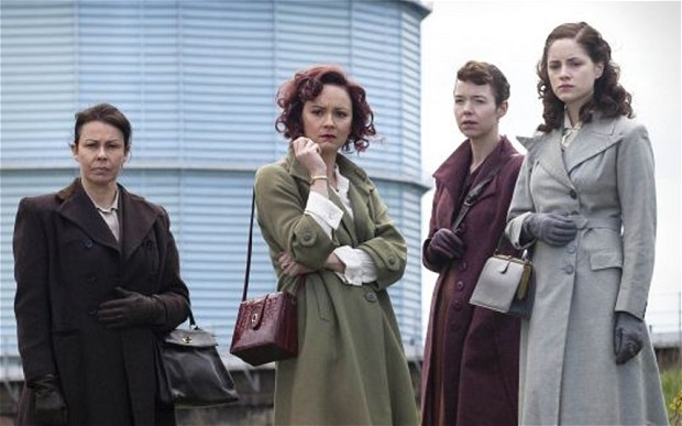 The Bletchley Circle season two