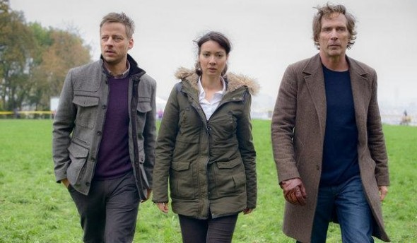 Crossing Lines canceled or renewed for season two?
