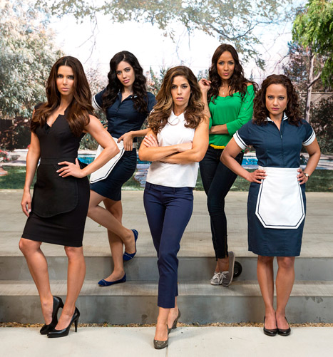 devious maids season two