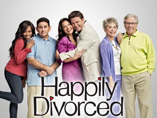 happily divorced canceled, no season three