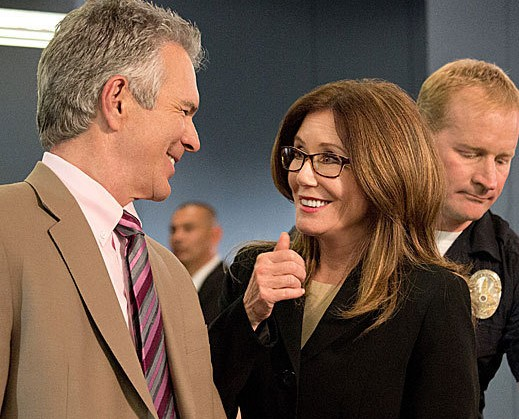 major crimes season three on TNT