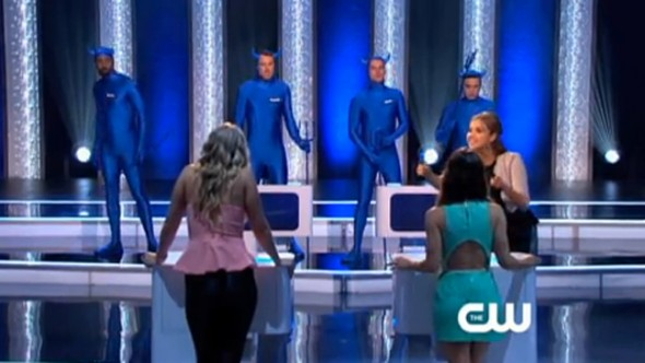 perfect score tv show on cw