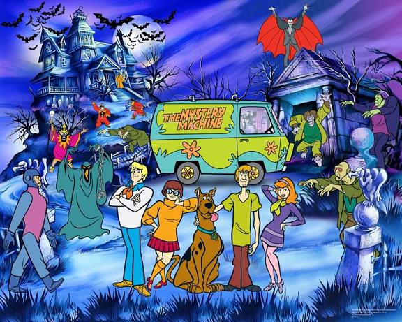 Scooby-Doo: Warner Bros. Developing New Animated Feature ...