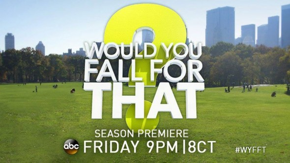 would you fall for that? ratings