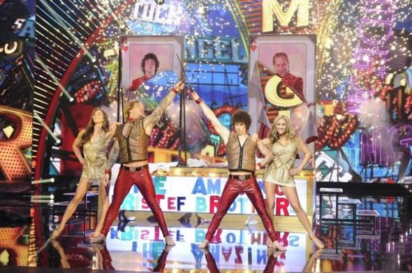 America's Got Talent season 8 ratings