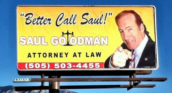 Better Call Saul: Breaking Bad prequel