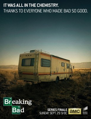 Breaking Bad series finale ad