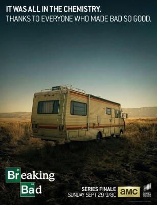 Breaking Bad series finale ad
