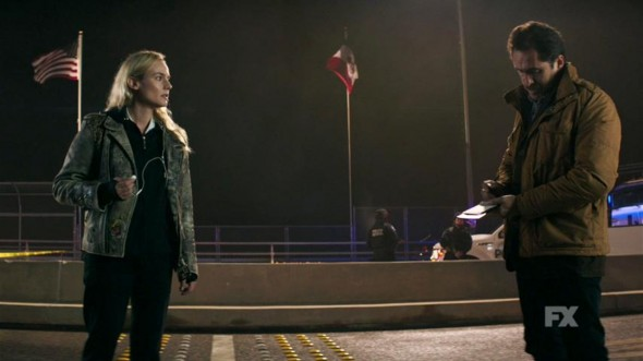 The Bridge:  Season Two Renewal for FX Series