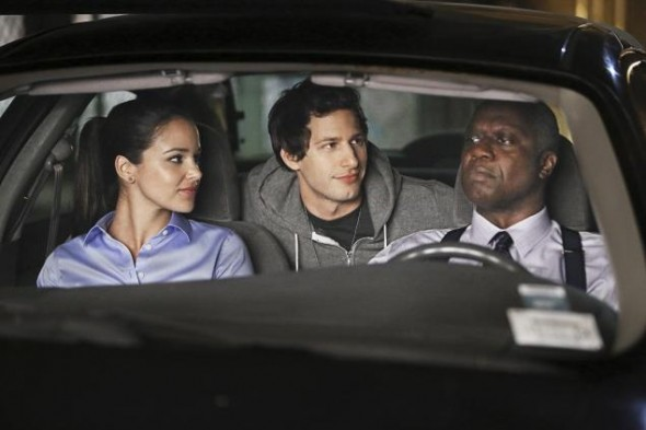 Brooklyn Nine-Nine TV show on FOX