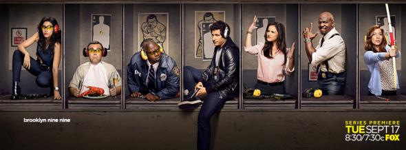 brooklyn nine nine ratings