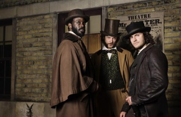 Copper canceled by BBC America