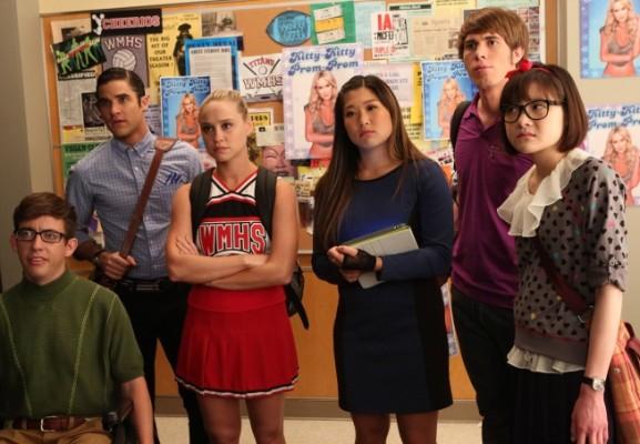 Glee season five ratings