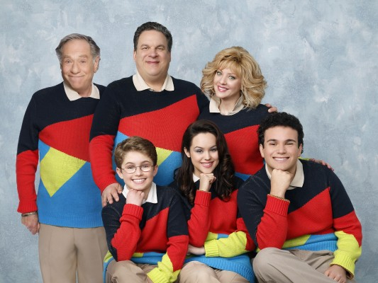 The Goldbergs TV show on ABC