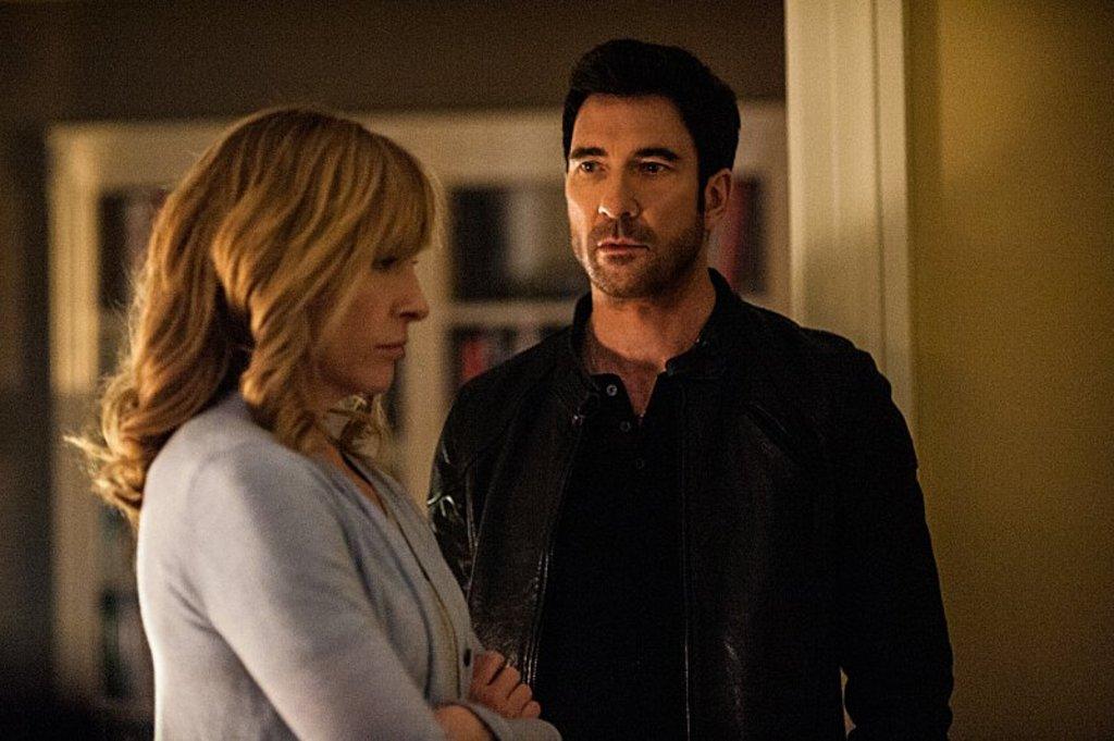 Quinn Shephard 2013 Hostages Hostages TV show offic...