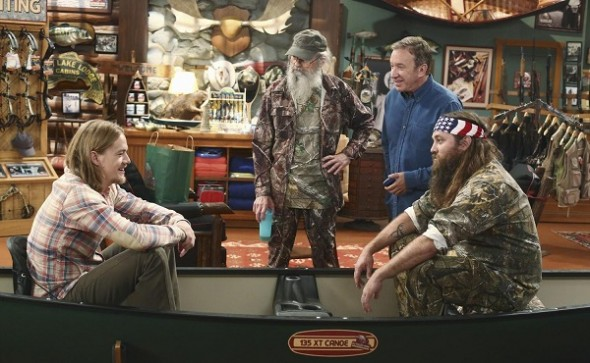 Last Man Standing TV show ratings