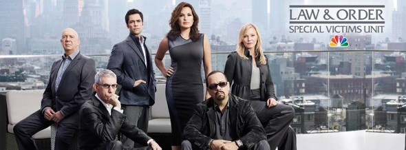 law and order svu ratings