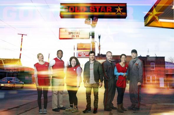 Lucky 7 TV show on ABC