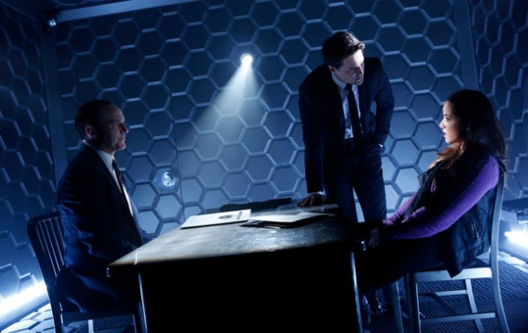 marvels agents of shield TV show