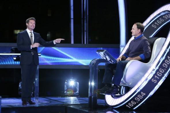 The Million Second Quiz on NBC TV show ratings