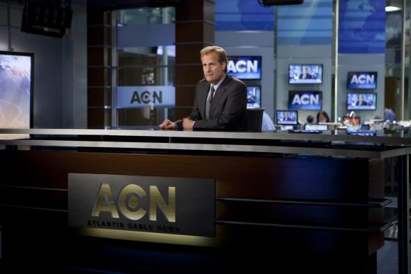 The Newsroom season three