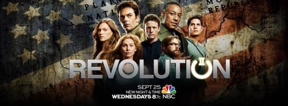 Revolution season two ratings