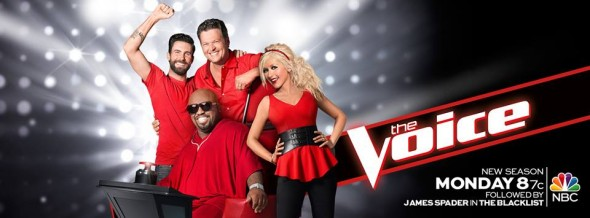 The Voice on NBC ratings