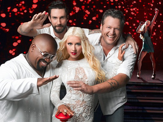 The Voice Fall 2013 ratings